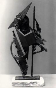 GUERRERO C, hierro, 1991.