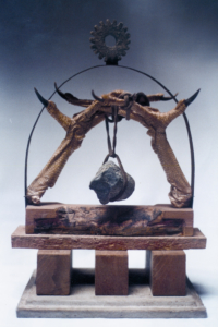 ALTAR A LA GRAN TRIUNFADORA, pieza 1, 1992-2005.