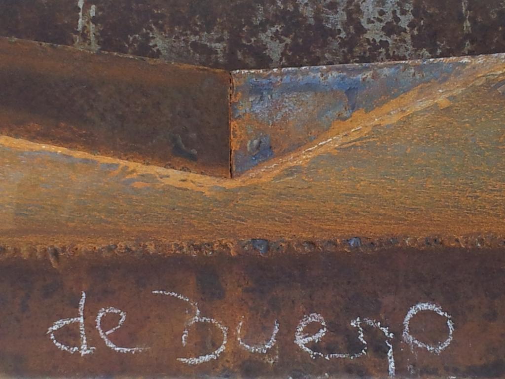 En el Taller de San Pedro (detalle), enero 2012.