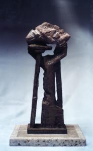 ALTAR A LA GRAN TRIUNFADORA,  pieza 3, 1992-2005.