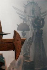 Humo en el Taller de San Ignacio, 2000.
